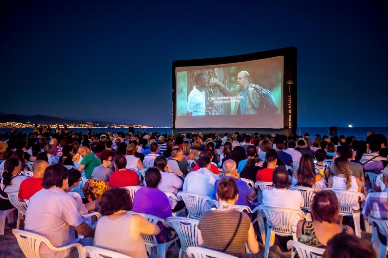 Más De 59 000 Espectadores Asisten Al Cine De Verano De Festival De Málaga Que Cede