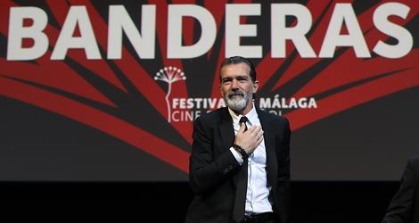 Foto: Antonio Banderas, Biznaga de Oro Honorífica al corazón de Málaga