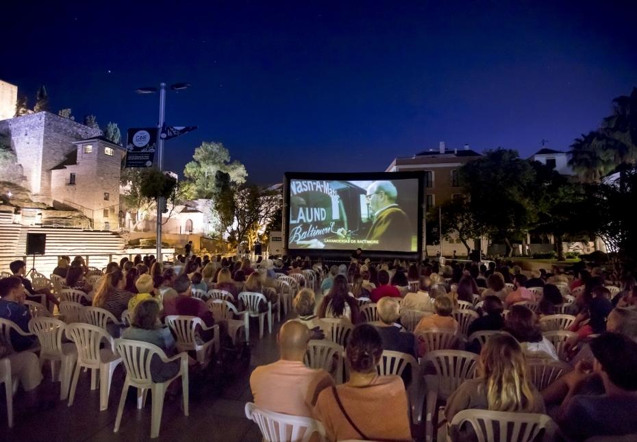 Cine Abierto Noticias Más De 61 000 Espectadores Asisten Al Cine De Verano De Festival De Málaga
